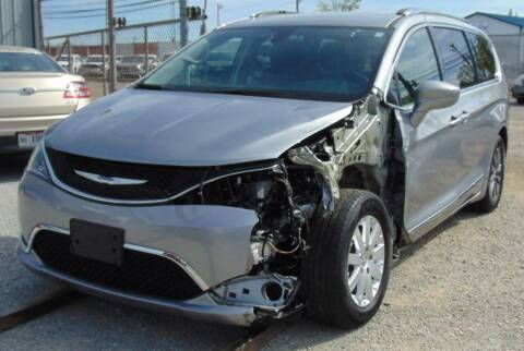 2019 Chrysler Pacifica for sale at Kenny's Auto Wrecking in Lima OH