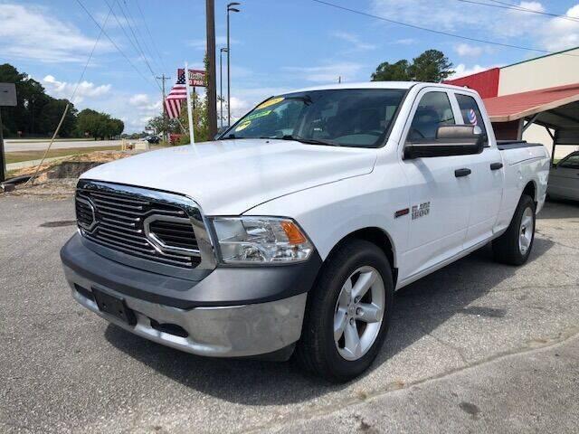 2015 RAM Ram Pickup 1500 for sale at Coastal Auto Sales Inc in Jacksonville NC