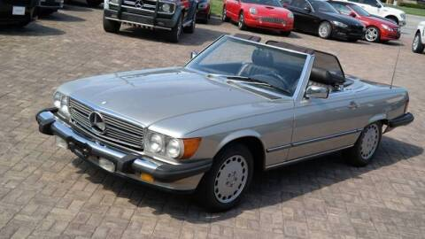 1986 Mercedes-Benz 560-Class for sale at Cars-KC LLC in Overland Park KS