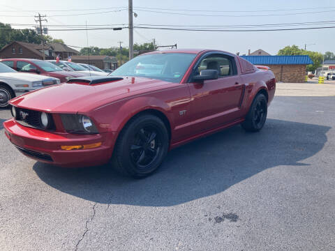 2006 Ford Mustang for sale at Savannah Motors in Belleville IL