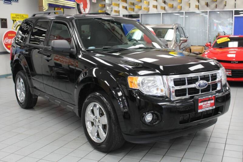 2012 Ford Escape for sale at Windy City Motors in Chicago IL