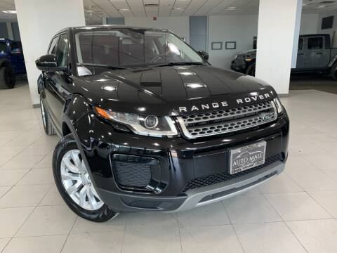 2019 Land Rover Range Rover Evoque for sale at Auto Mall of Springfield in Springfield IL