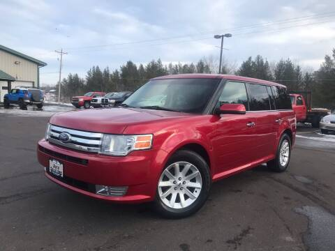2012 Ford Flex for sale at Lakes Area Auto Solutions in Baxter MN