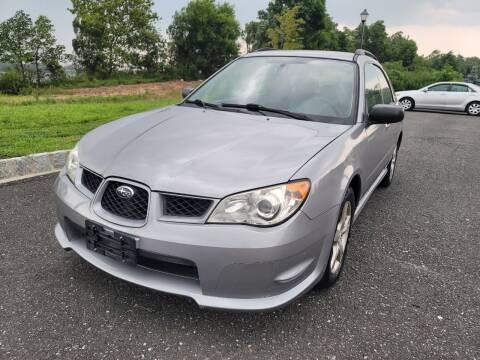 2007 Subaru Impreza for sale at DISTINCT IMPORTS in Cinnaminson NJ
