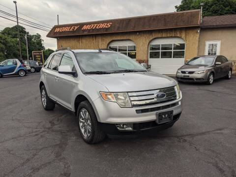 2010 Ford Edge for sale at Worley Motors in Enola PA