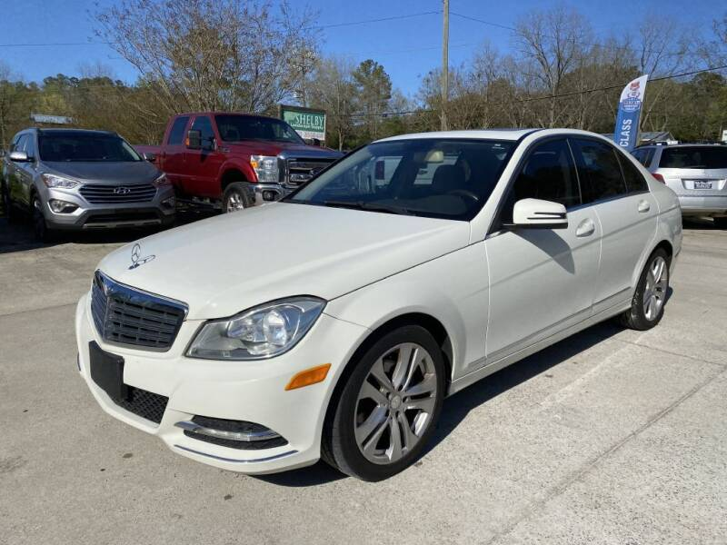 2012 Mercedes-Benz C-Class for sale at Auto Class in Alabaster AL