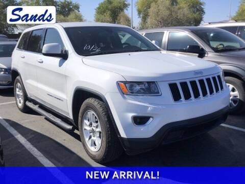 2016 Jeep Grand Cherokee for sale at Sands Chevrolet in Surprise AZ