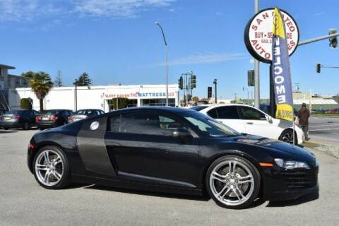 2009 Audi R8 for sale at San Mateo Auto Sales in San Mateo CA