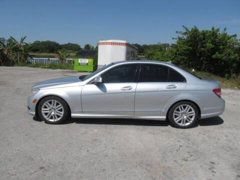 2009 Mercedes-Benz C-Class for sale at Orlando Auto Motors INC in Orlando FL