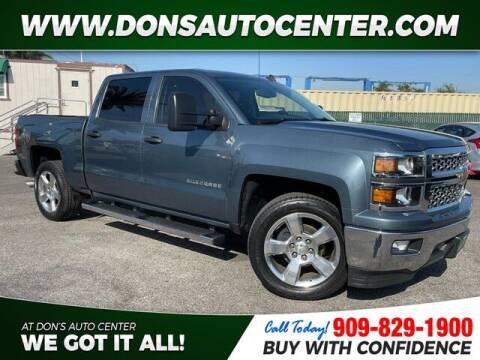 2014 Chevrolet Silverado 1500 for sale at Dons Auto Center in Fontana CA