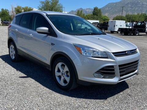 2016 Ford Escape for sale at Shamrock Group LLC #1 in Pleasant Grove UT