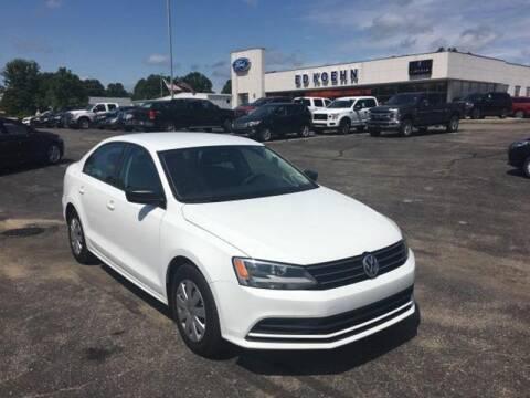 2016 Volkswagen Jetta for sale at Ed Koehn Chevrolet in Rockford MI