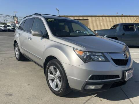 2013 Acura MDX for sale at Los Compadres Auto Sales in Riverside CA