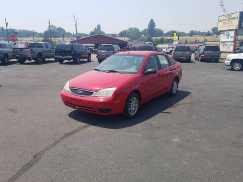 2006 Ford Focus for sale at Boise Motor Sports in Boise ID