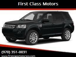 2008 Land Rover LR3 for sale at First Class Motors in Greeley CO