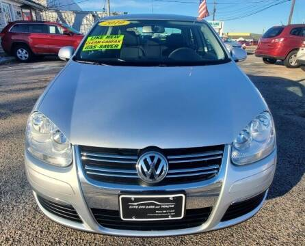 2010 Volkswagen Jetta for sale at Cape Cod Cars & Trucks in Hyannis MA