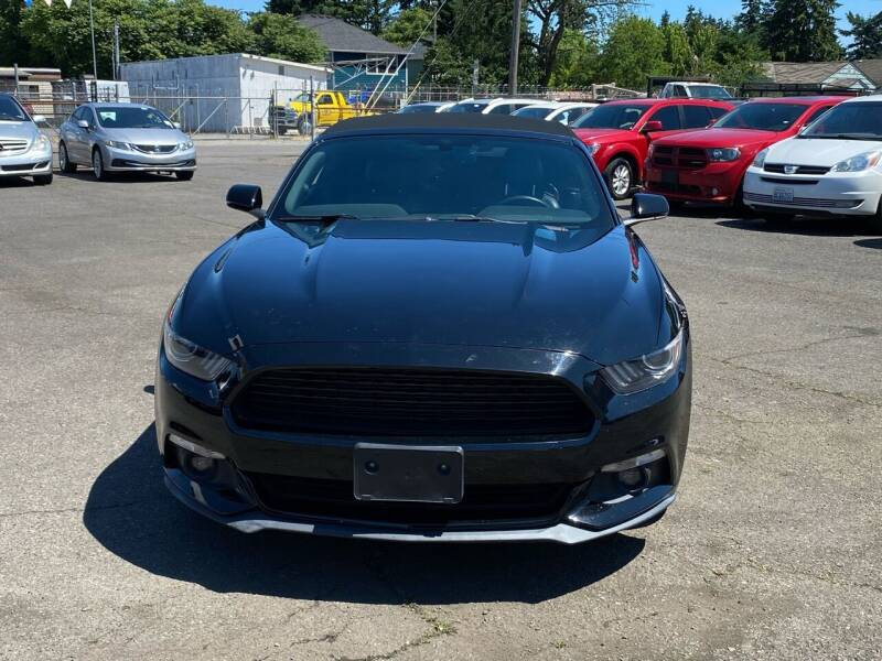 2015 Ford Mustang for sale in Happy Valley, OR