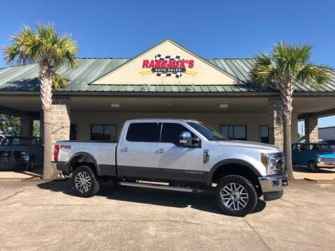 2019 Ford F-250 Super Duty for sale at Rabeaux's Auto Sales in Lafayette LA