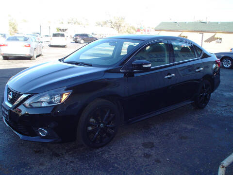 2017 Nissan Sentra for sale at World of Wheels Autoplex in Hays KS