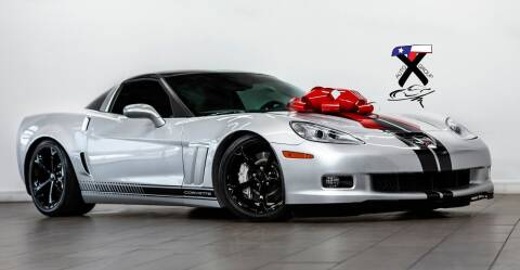 2011 Chevrolet Corvette for sale at TX Auto Group in Houston TX