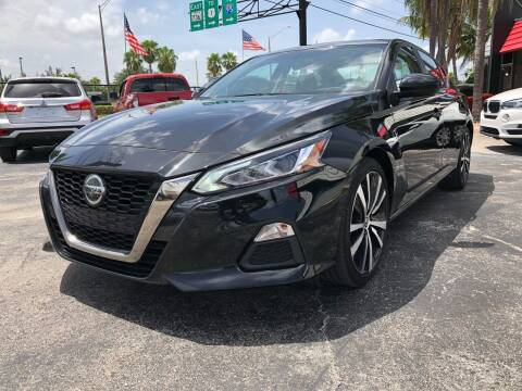 2019 Nissan Altima for sale at Gtr Motors in Fort Lauderdale FL