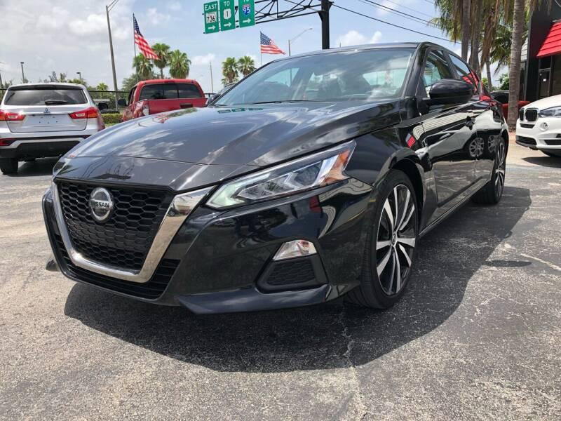 2019 Nissan Altima for sale at Gtr Motors in Fort Lauderdale FL