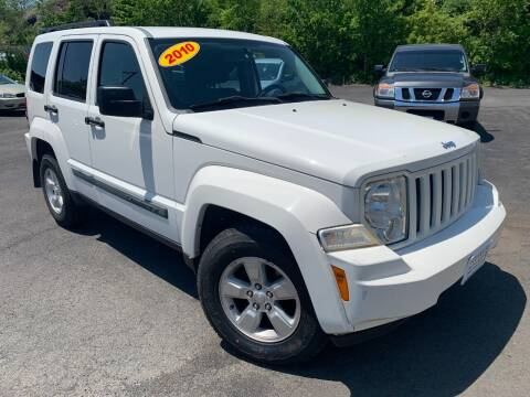 2010 Jeep Liberty for sale at Bob Karl's Sales & Service in Troy NY