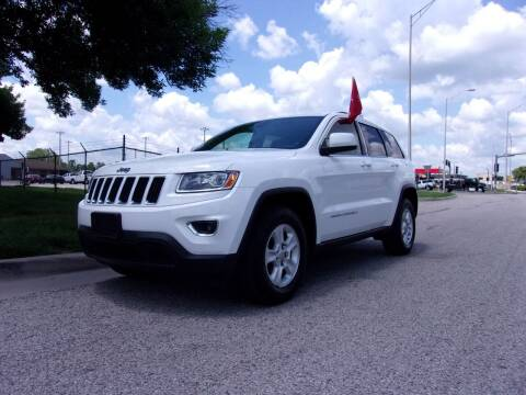 2014 Jeep Grand Cherokee for sale at Government Fleet Sales in Kansas City MO
