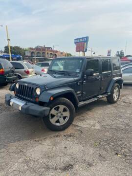 2008 Jeep Wrangler Unlimited for sale at Big Bills in Milwaukee WI