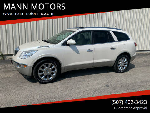 2011 Buick Enclave for sale at MANN MOTORS in Albert Lea MN