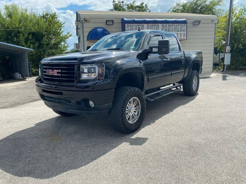 2011 GMC Sierra 1500 for sale at Silver Auto Partners in San Antonio TX