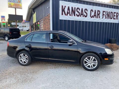 2007 Volkswagen Jetta for sale at Kansas Car Finder in Valley Falls KS