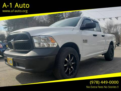 2013 RAM Ram Pickup 1500 for sale at A-1 Auto in Pepperell MA