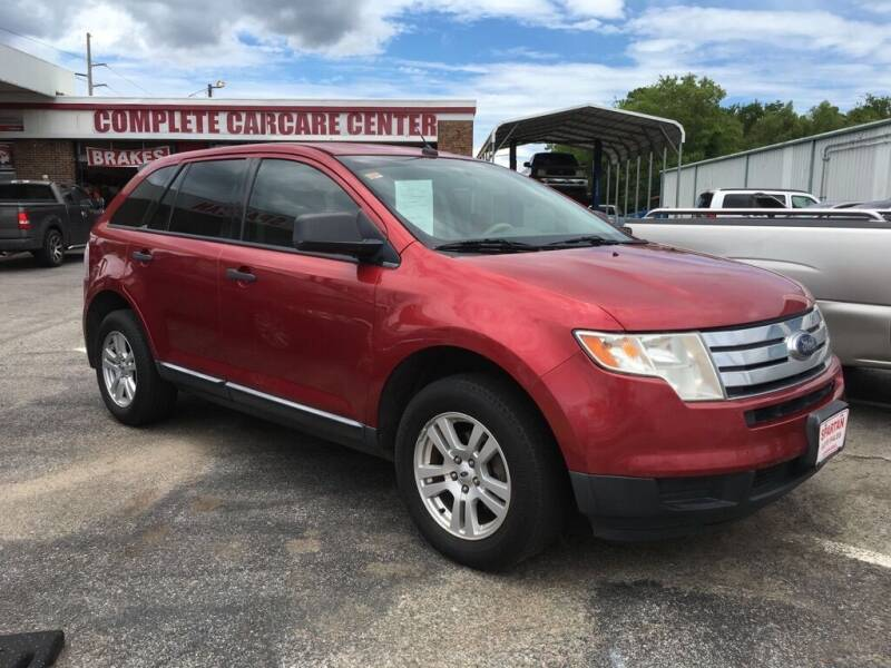 2008 Ford Edge for sale at Spartan Auto Sales in Beaumont TX