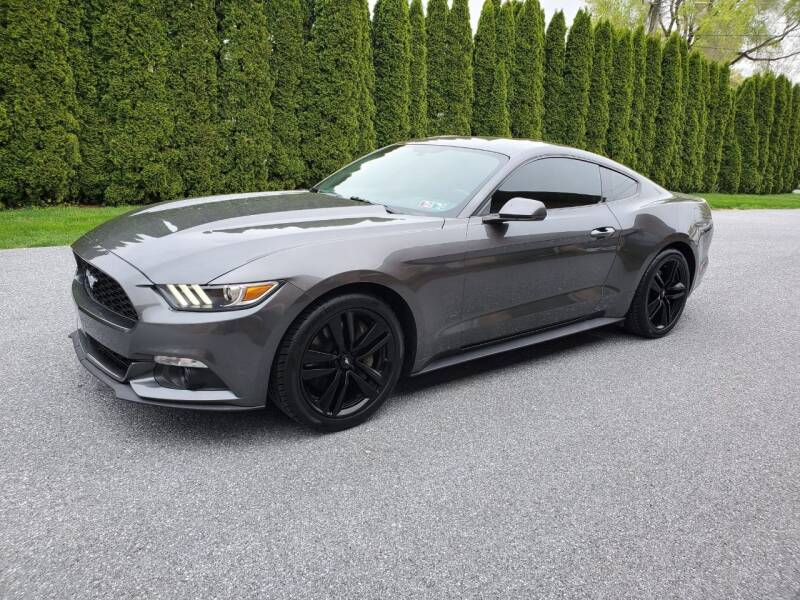 2016 Ford Mustang for sale at Kingdom Autohaus LLC in Landisville PA