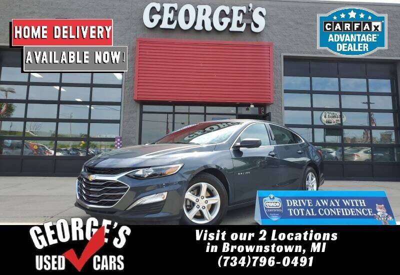 2019 Chevrolet Malibu for sale at George's Used Cars - Pennsylvania & Allen in Brownstown MI