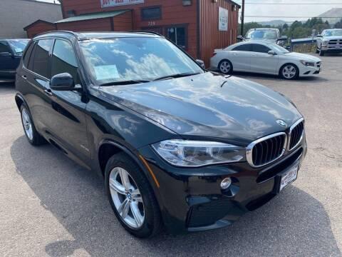 2016 BMW X5 for sale at BERKENKOTTER MOTORS in Brighton CO