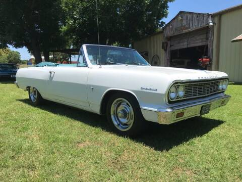 1964 Chevrolet Chevelle Malibu for sale at Mafia Motors in Boerne TX