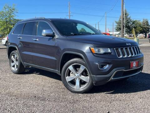 2015 Jeep Grand Cherokee for sale at The Other Guys Auto Sales in Island City OR