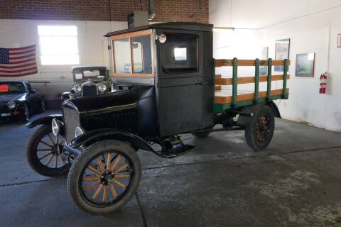 1925 Ford Model T for sale at Sierra Classics & Imports in Reno NV