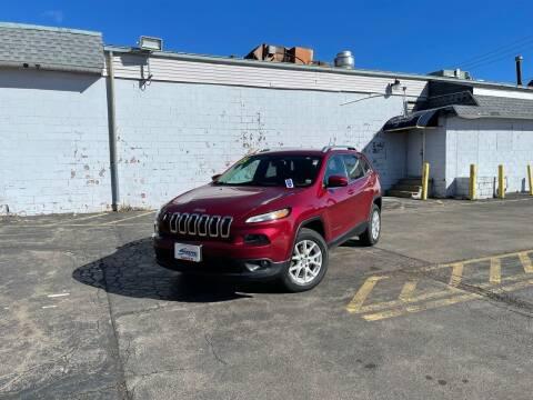2015 Jeep Cherokee for sale at Santa Motors Inc in Rochester NY
