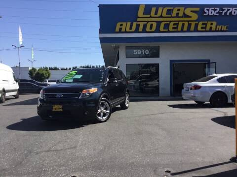 2014 Ford Explorer for sale at Lucas Auto Center in South Gate CA