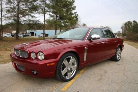 2008 Jaguar XJ-Series for sale at Oak City Motors in Garner NC