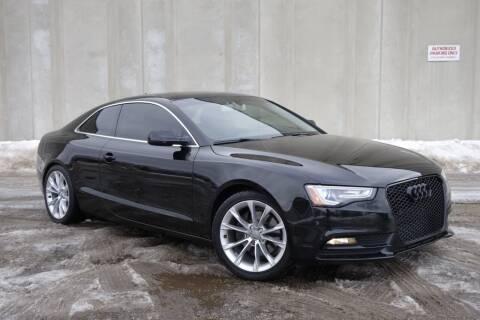 2013 Audi A5 for sale at Albo Auto in Palatine IL
