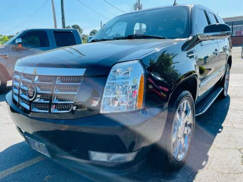 2008 Cadillac Escalade for sale at Atlanta's Best Auto Brokers in Marietta GA