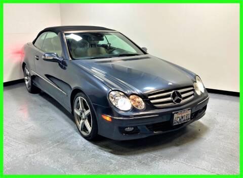 2008 Mercedes-Benz CLK for sale at AMG Auto Sales in Rancho Cordova CA