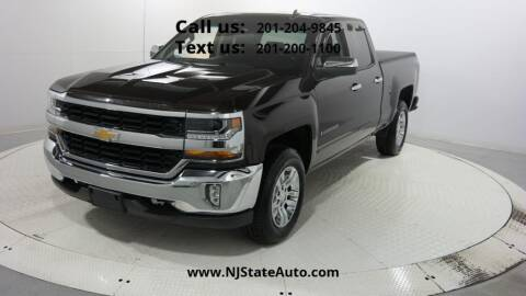 2016 Chevrolet Silverado 1500 for sale at NJ State Auto Used Cars in Jersey City NJ