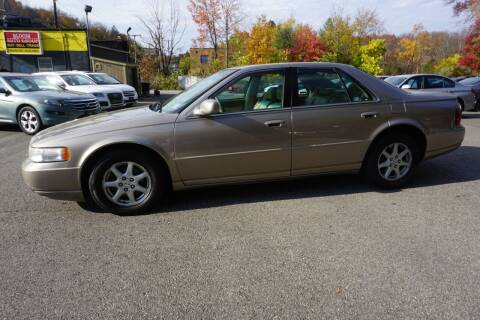 2002 Cadillac Seville for sale at Bloom Auto in Ledgewood NJ