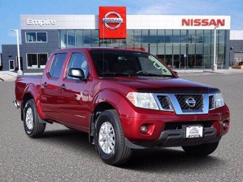 2015 Nissan Frontier for sale at EMPIRE LAKEWOOD NISSAN in Lakewood CO