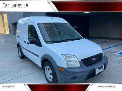 2013 Ford Transit Connect for sale at Car Lanes LA in Glendale CA